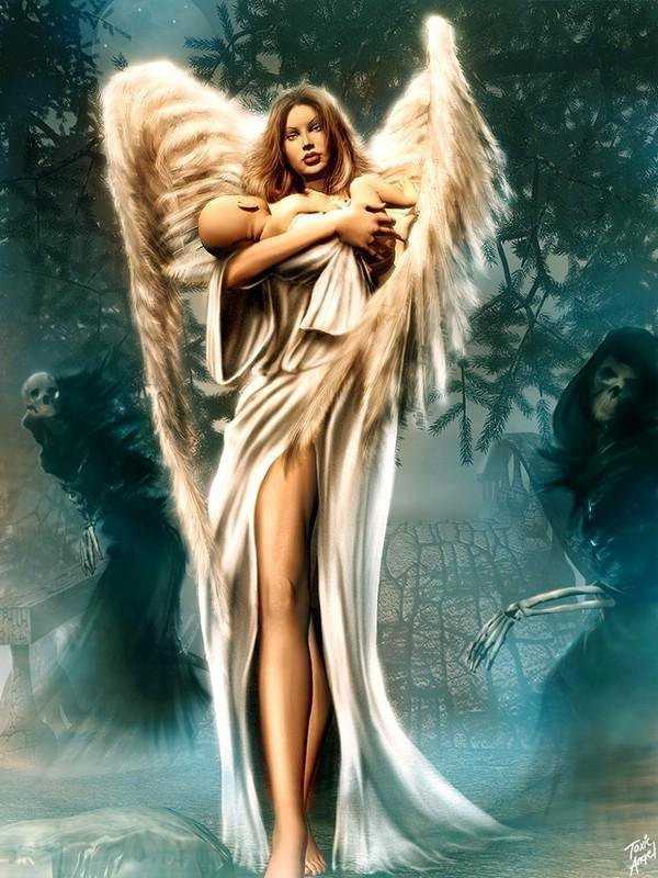L ange gardien